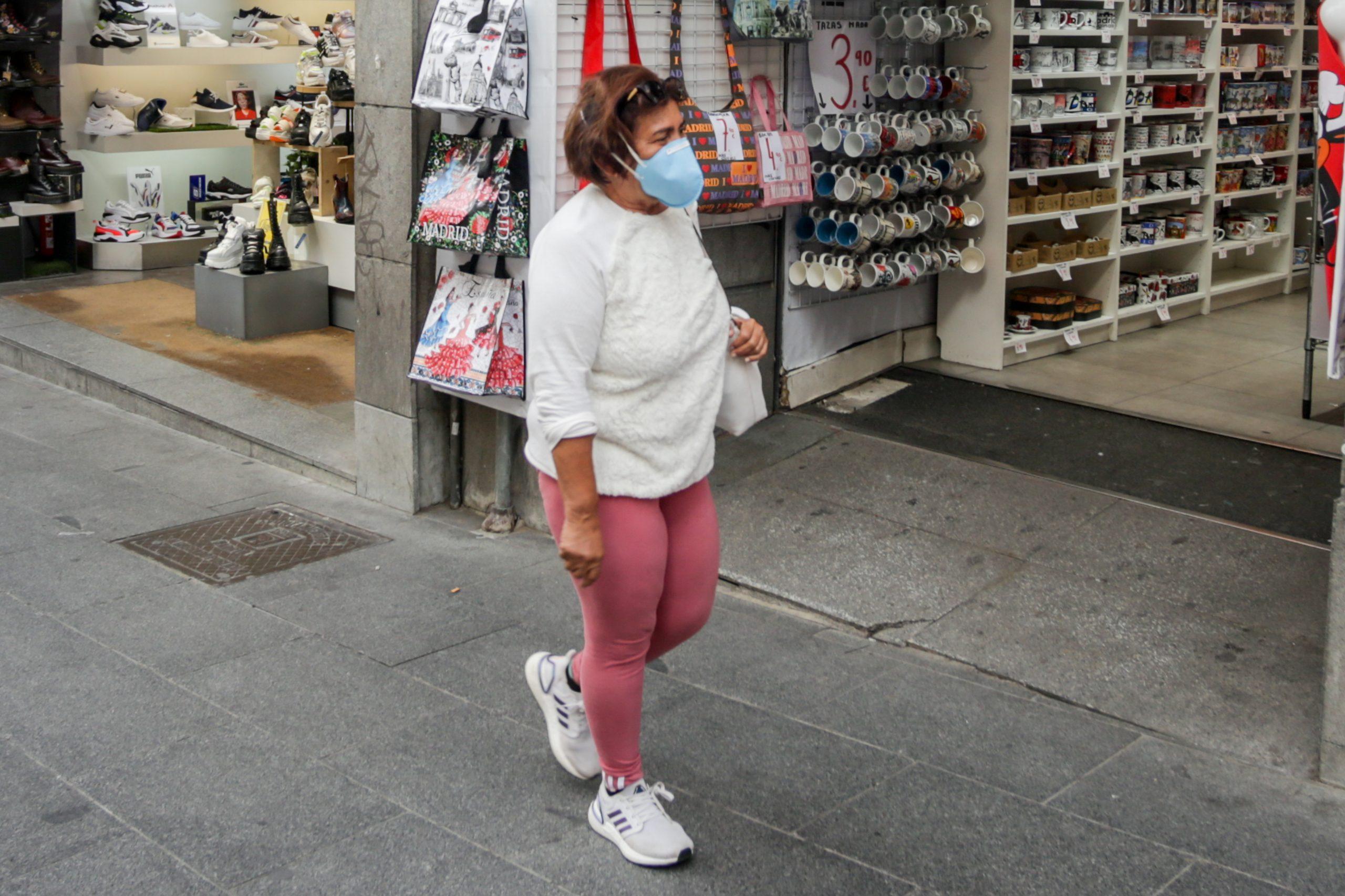 Tres personas fallecidas y 307 positivos por coronavirus en Extremadura