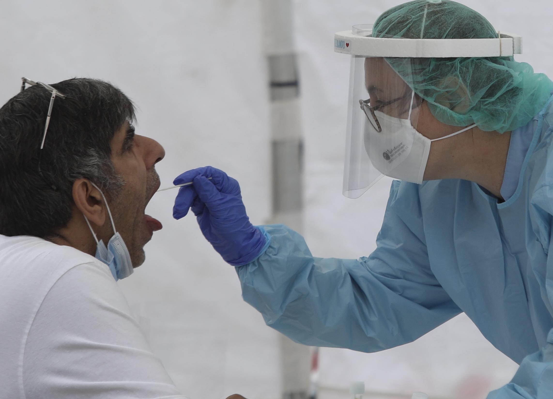 Ocho víctimas mortales de coronavirus en las últimas 24 horas en Extremadura