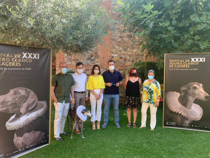 Presentación del XXXI Festival de Teatro Clásico de Cáceres
