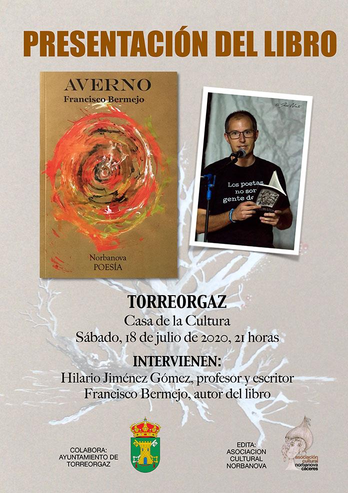 Norbanova presenta 'Averno' de Francisco Bermejo