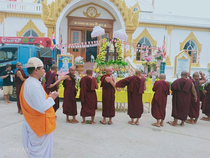 Una réplica del Gran Buda llegará a Cáceres a finales de agosto