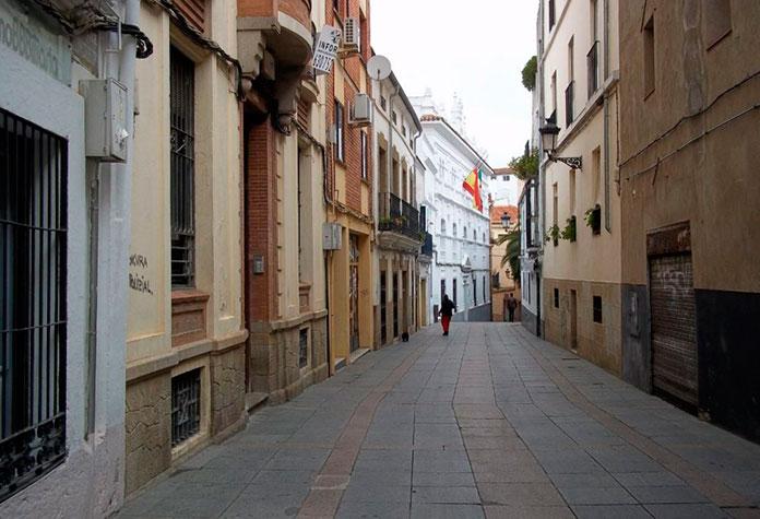 Los hosteleros de la calle Pizarro reclama soluciones al Ayuntamiento de Cáceres