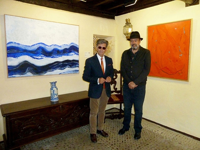 Agustín Decórdoba expone en el Museo Pecharromán