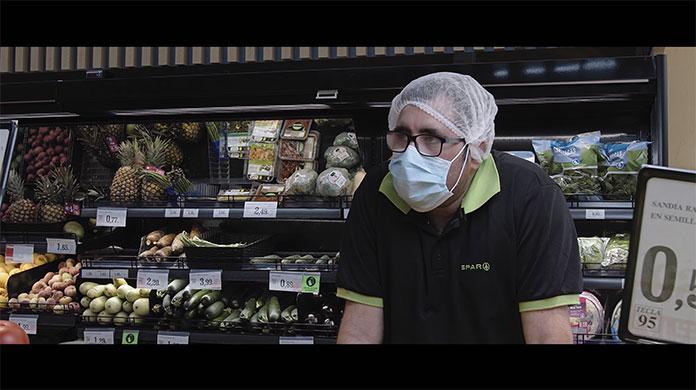 Un documental extremeño narra la historia de los trabajadores de supermercado durante la pandemia