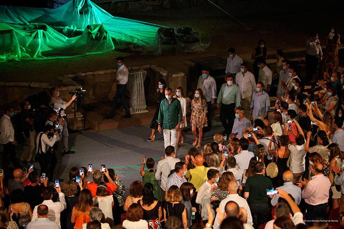 El Festival de Mérida reduce su aforo al 50% en todas sus sedes