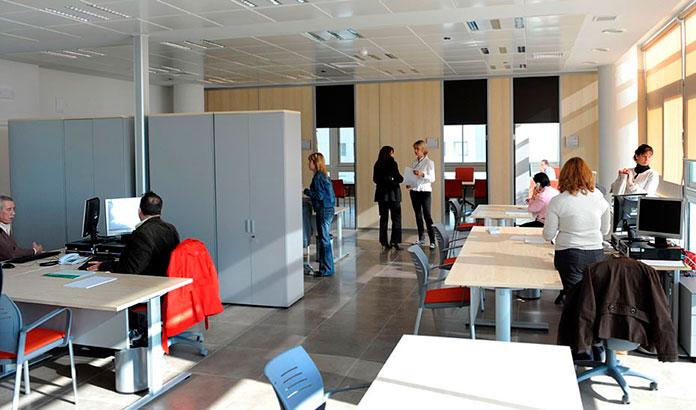 El 78% de la plantilla de a Administración General del Estado en Extremadura ya trabaja de forma presencial