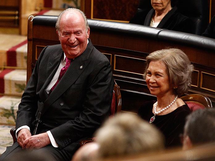 Unidas por Extremadura pide la retirada del título de Rey a Juan Carlos I