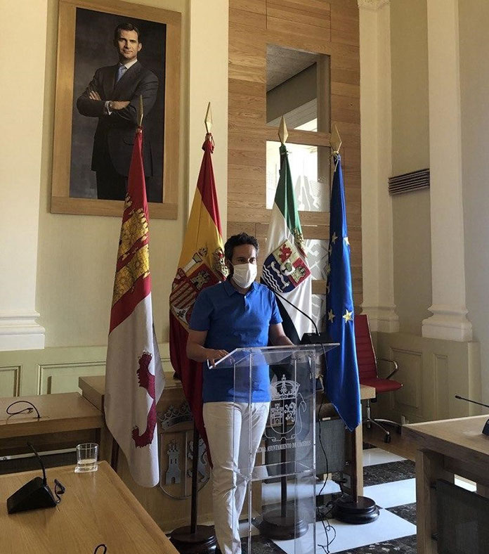 El Ayuntamiento de Cáceres cede el recinto hípico a la hosteleria