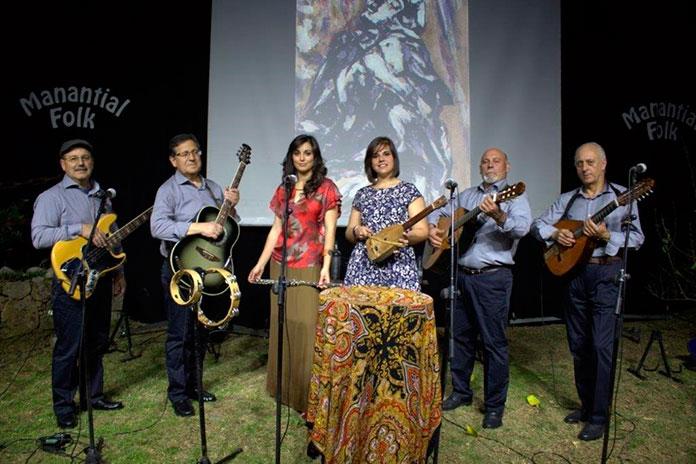 Comienza Estivalia 2020 con Manantial Folk y Taladango