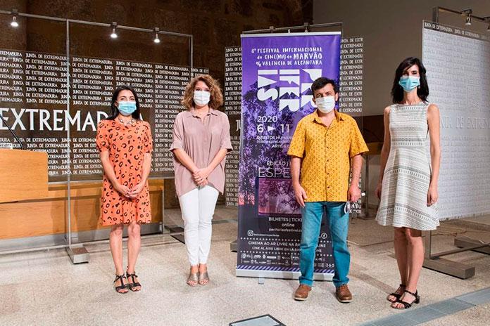 El Festival de Cine de Marvão Periferias reivindica los derechos humanos en La Raya
