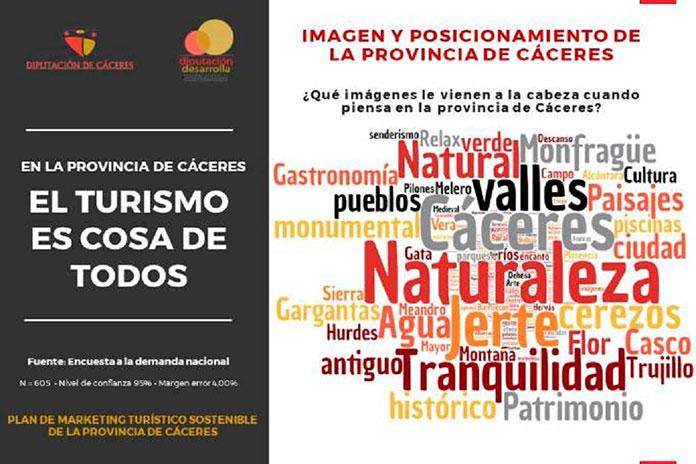 Catorce planes territoriales para impulsar el turismo en la provincia de Cáceres