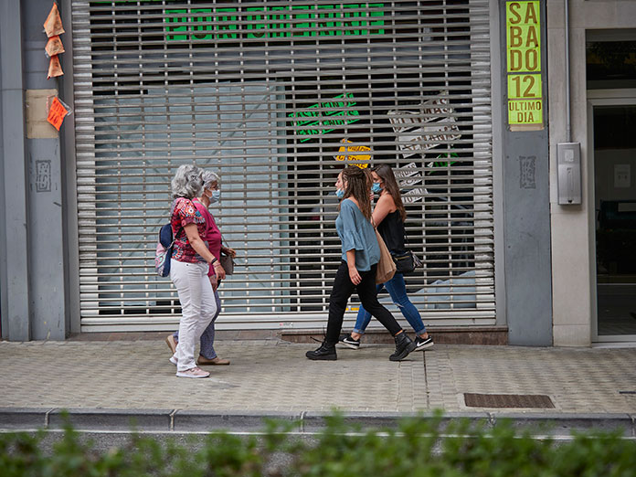 COVID-19: Un positivo másun en el Área de Don Benito-Villanueva de la Serena