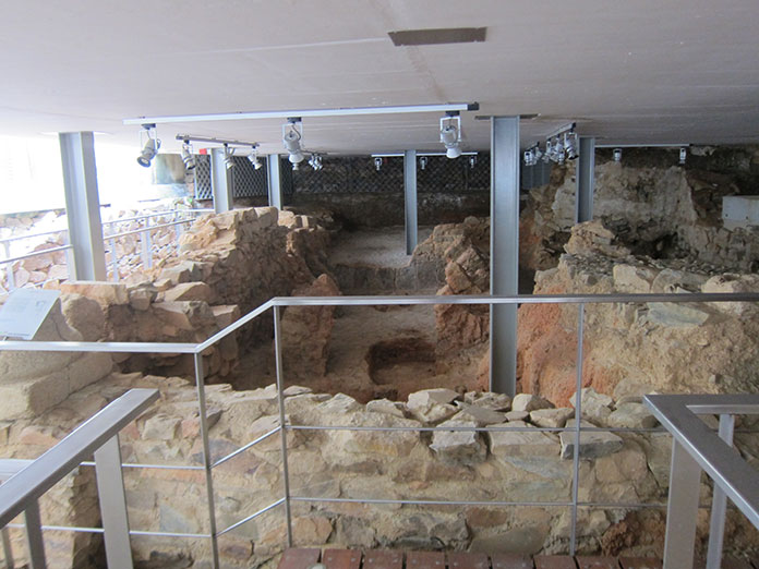 Los restos romanos de Mayoralgo abren a partir de este martes