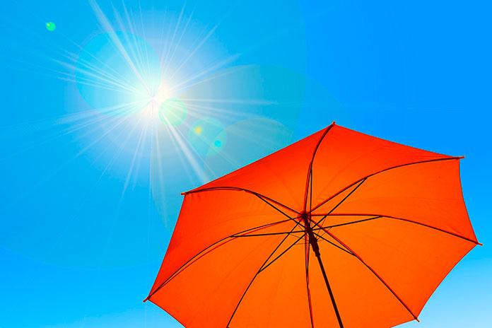 Alerta por altas temperaturas en este miércoles en Vegas del Guadiana, Villuercas y Montánchez