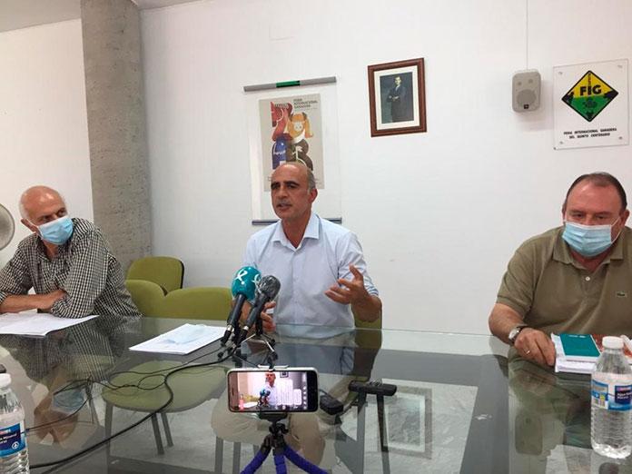 Suspendida la Feria Internacional Ganadera de Zafra 2020