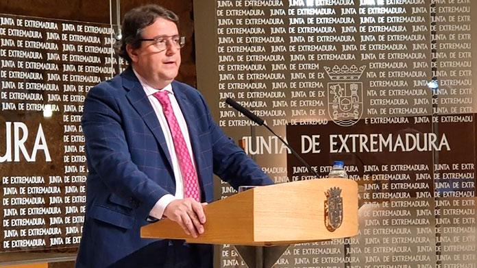 La residencia de Casar de Cáceres es la única en Extremadura con un positivo de COVID-19