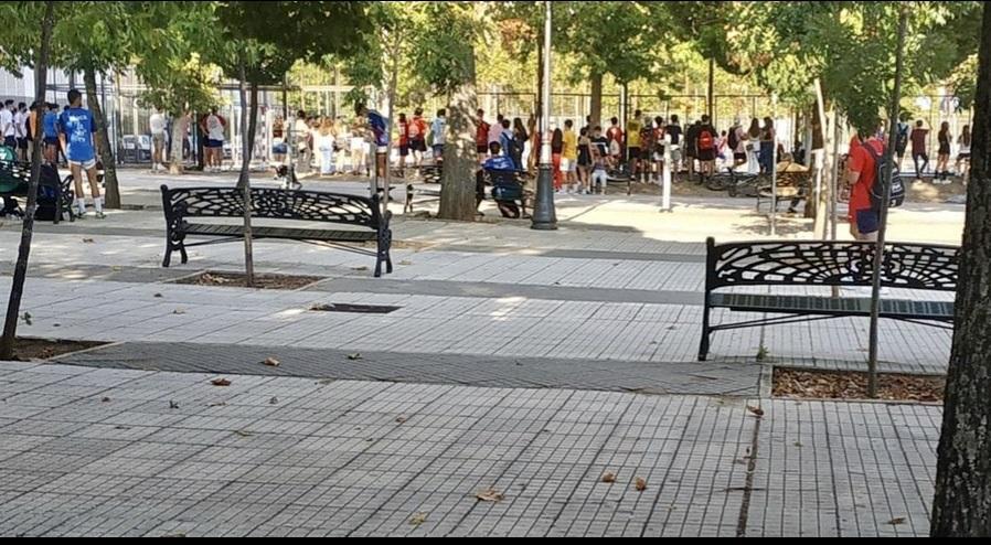 La incidencia en Cáceres sigue bajando, con 710 contagios por cada cien mil habitantes