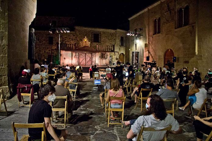 Éxito rotundo de la 31 edición del Festival de Teatro Clásico de Cáceres