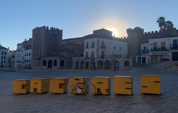 Cáceres celebra la Semana Europea de la Movilidad