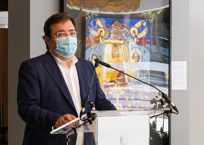 El Hospital de la Montaña de Cáceres acogerá el Conservatorio y el Archivo Histórico Provincial