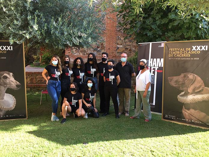 El Festival de Teatro Clásico de Cáceres continúa con su programación