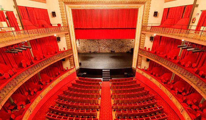 Las obras del Clásico se trasladan al Gran Teatro por riesgo de lluvias
