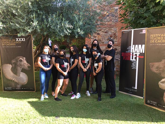 El Hamlet de la ESAD pone en valor a las mujeres con seis actrices en escena