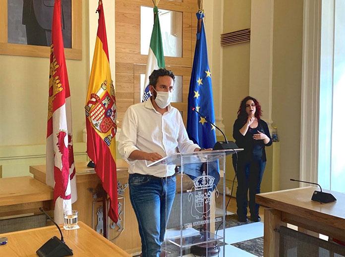 Cáceres no descarta medidas restrictivas si no mejora la situación de contagios