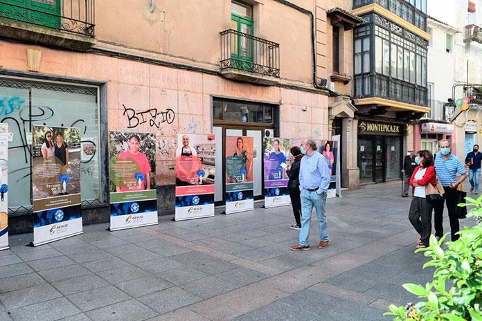 Historias de personas migrantes en la Calle San Pedro