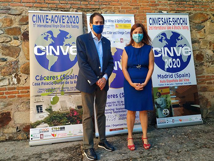 Comienzan los Premios Cinve 2020 en Cáceres
