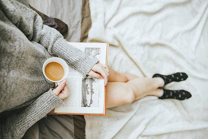4 maneras de relajarse en casa después del trabajo