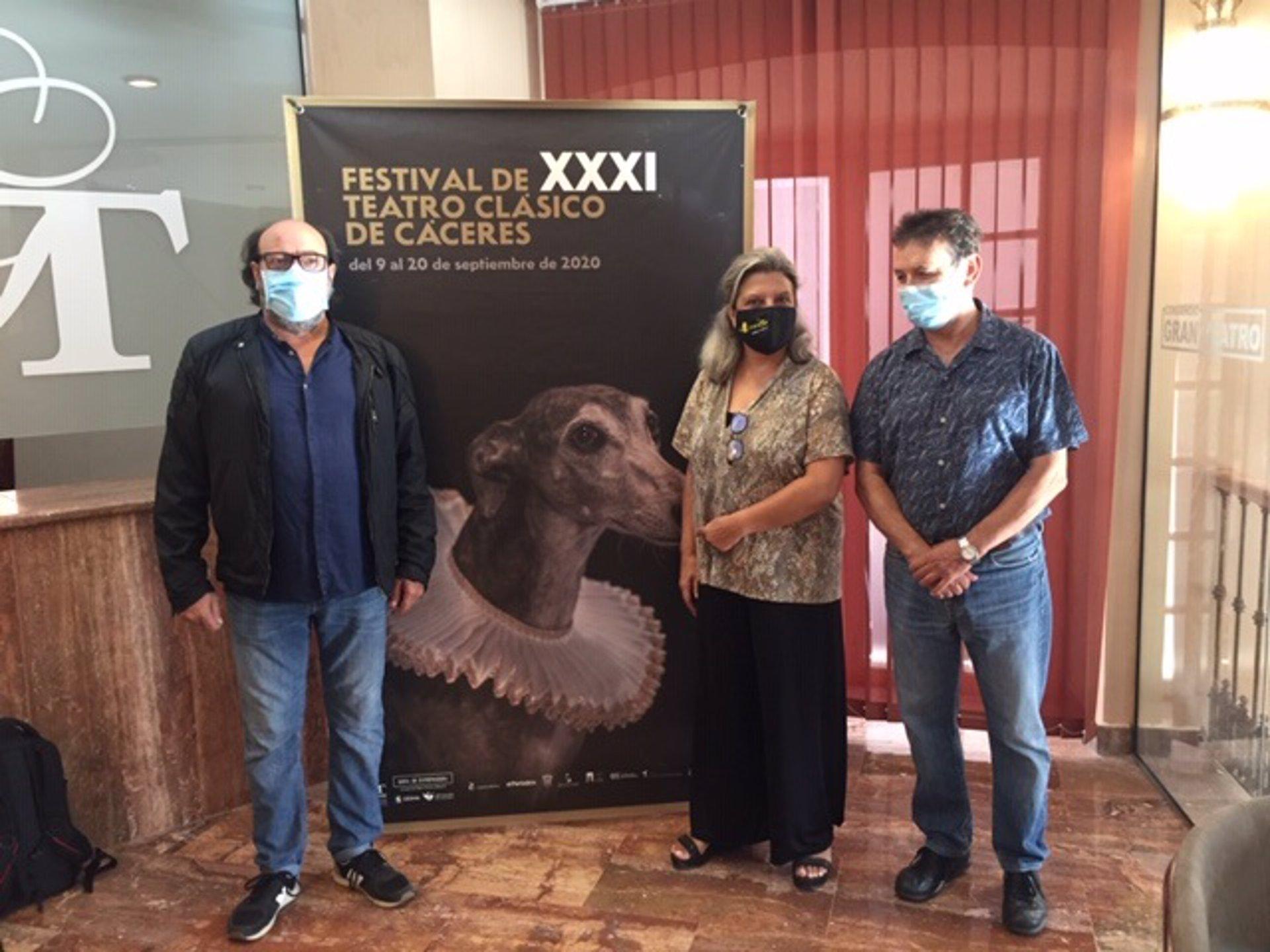 Shakespeare clausura la 31 edición del Festival de teatro Clásico de Cáceres