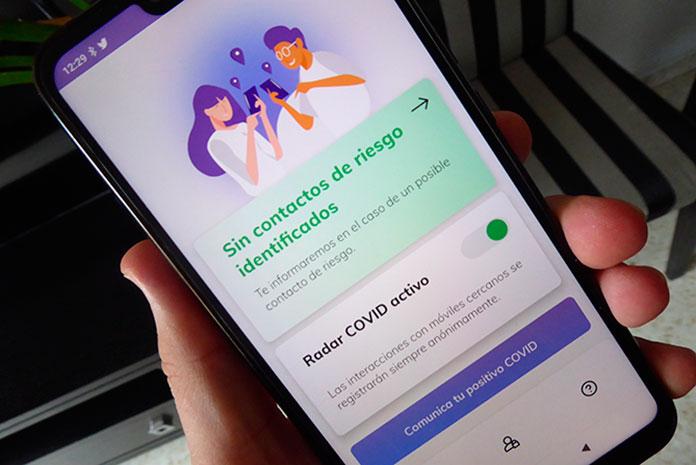 El Colegio de Médicos de Cáceres anima a descargar la App Radar Covid