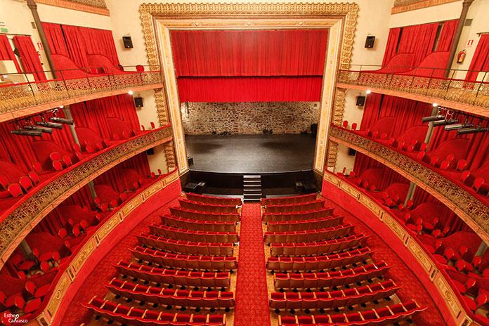 El Gran Teatro adelanta los horarios de los espectáculos para cumplir con el toque de queda