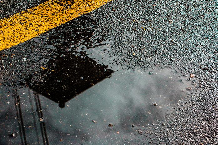 Más de 800 incidencias por viento y lluvias