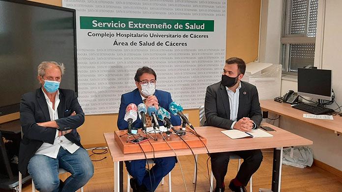 Medidas excepcionales en Cáceres para frenar el ritmo de contagios