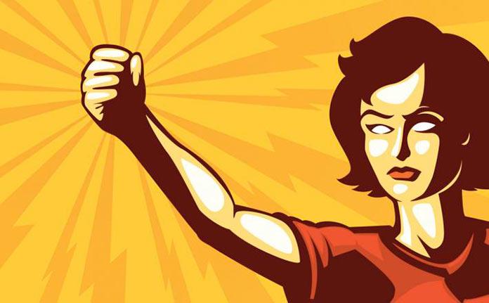 "Se necesitan ""lideresas"" mujeres. Carmen Heras."