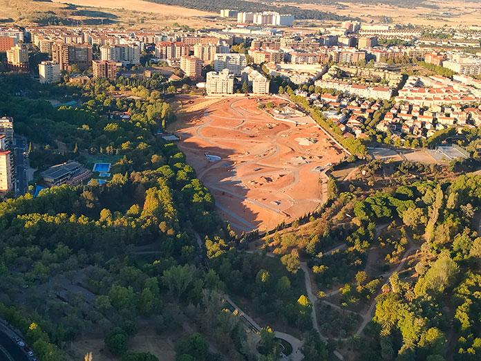 La apertura de la ampliación del Parque del Príncipe se retrasa al día 20