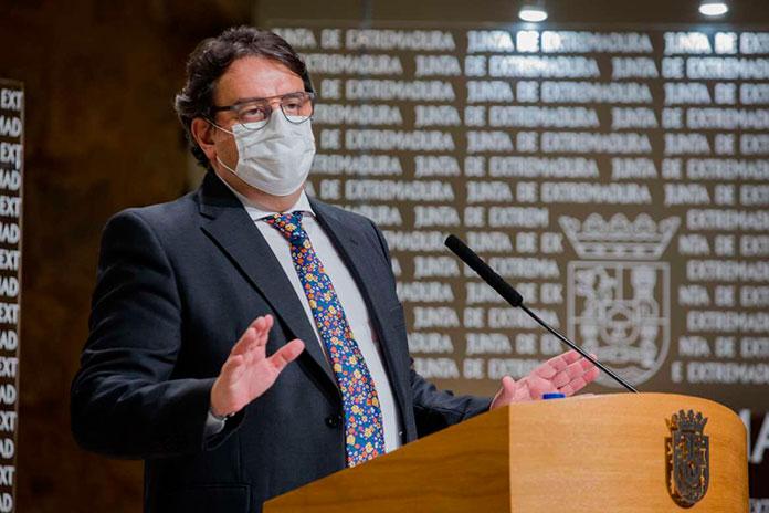 Extremadura se encuentra en el nivel 2 de alerta