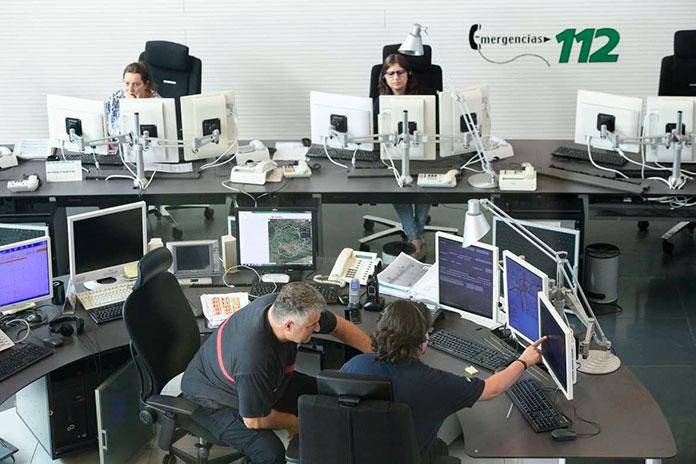El 112 Extremadura atiende más de 60.000 incidentes de junio a mediados de octubre