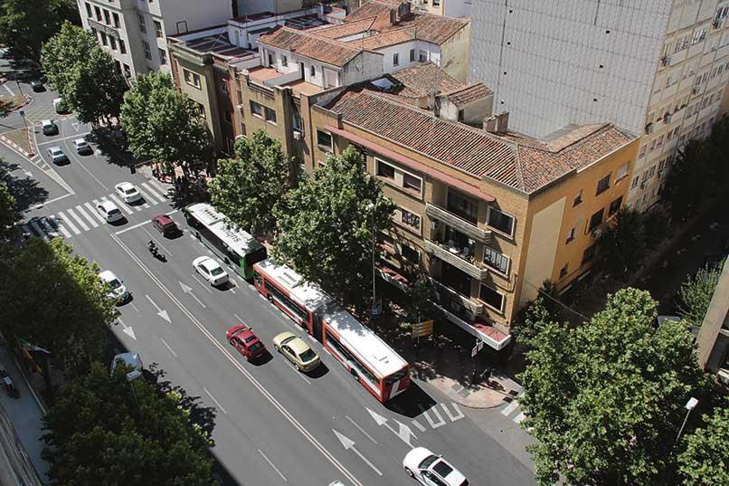 La nueva avenida Clara Campoamor estrena su placa este miércoles