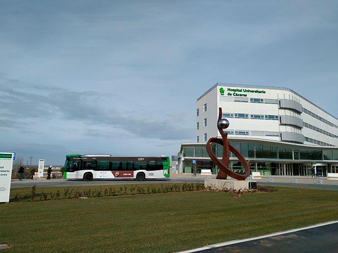 La parada del del Hospital Universitario contará con una marquesina
