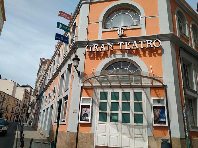 Los 119.000 euros del Womad se utilizarán para rehabilitar el Gran Teatro