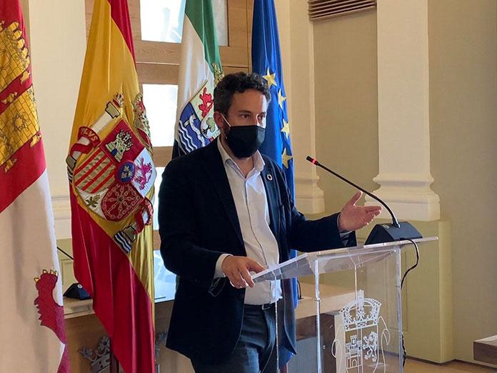 Cáceres presentará enmiendas a los Presupuestos Generales de Extremadura