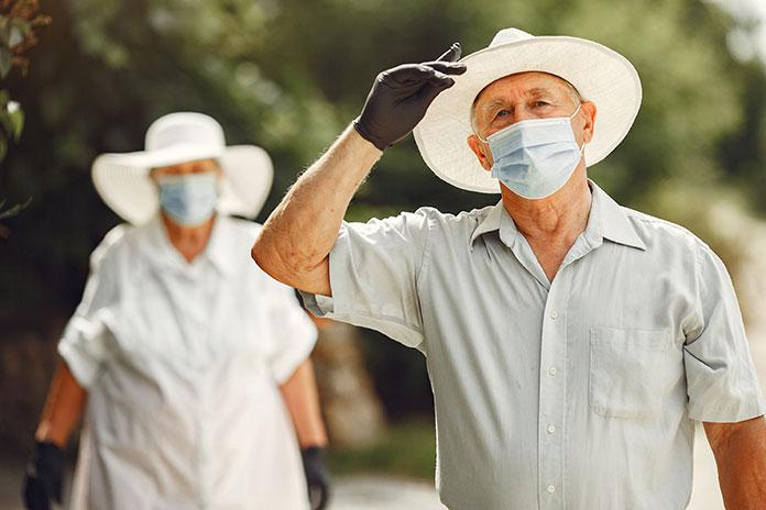 Actividades al aire libre para personas mayores en Cáceres
