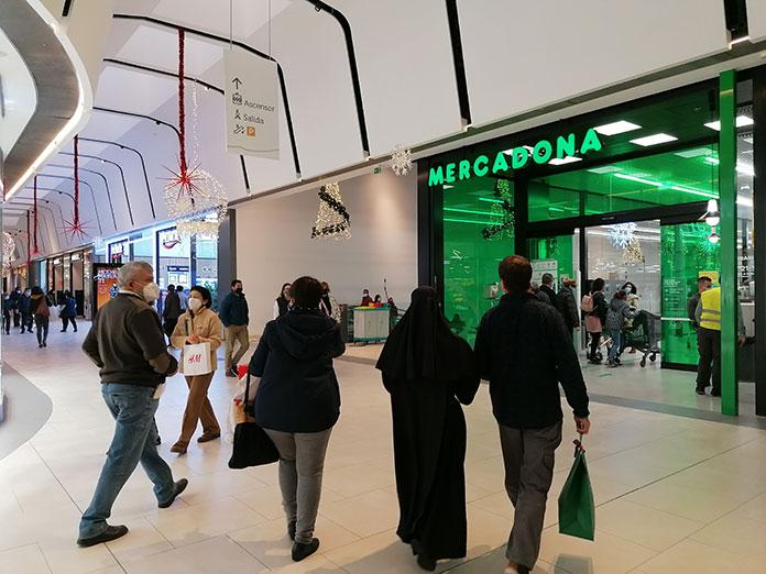 Mercadona abre su nuevo supermercado eficiente en el Ruta de la Plata