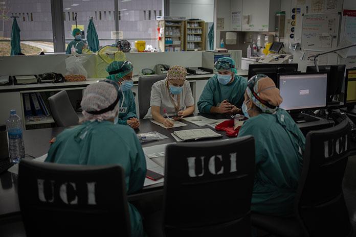 Coronavirus en Extremadura: 405 ingresados, 344 positivos y 8 víctimas mortales