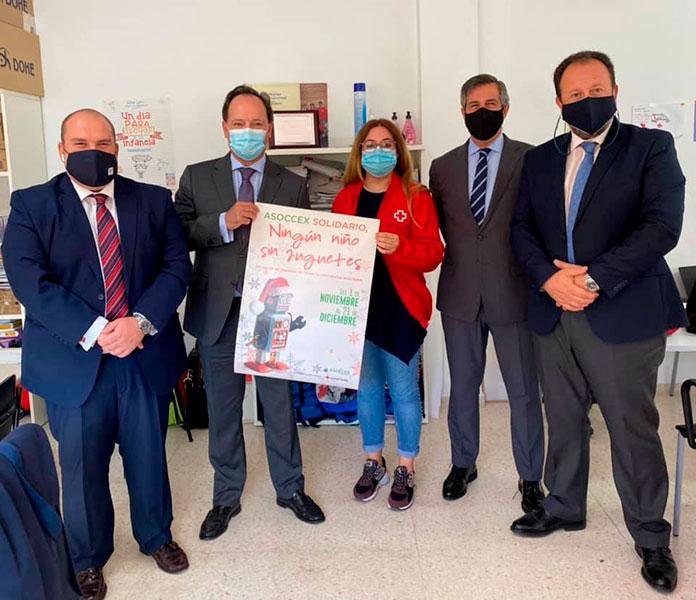 Las corredurías de seguros lanzan una recogida de juguetes solidaria junto a Cruz Roja