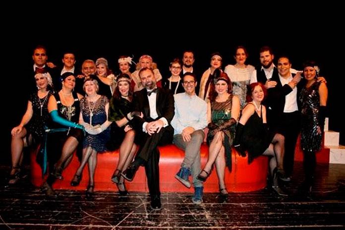 Una noche en la ópera gran teatro de Cáceres