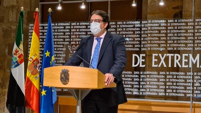 Extremadura declara el nivel 3 de alerta